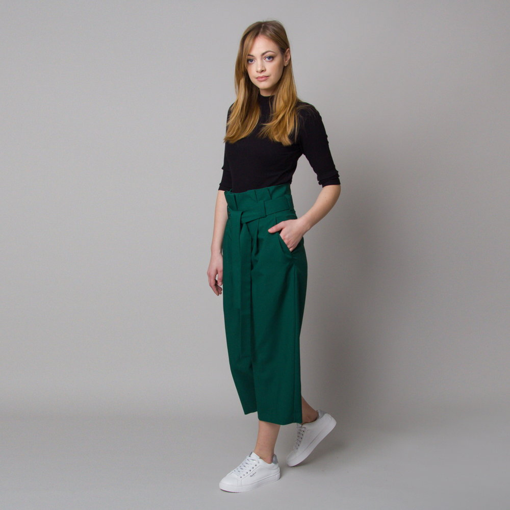Damen Culottes in Grün