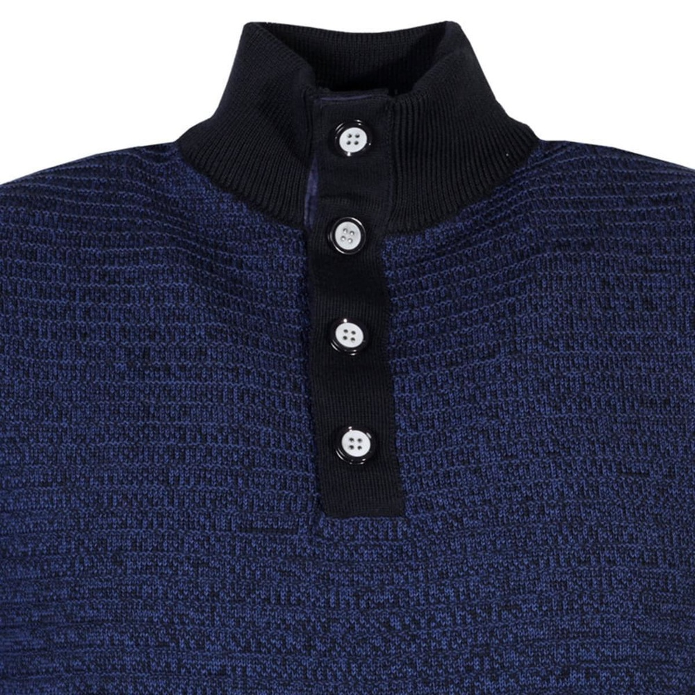 Herren Pulli Troyer Willsoor 7522 in blue farbe