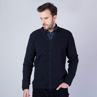 Männer graphit Pullover Willsoor, Willsoor
