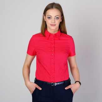 Damen Hemd in Rot 11757, Willsoor