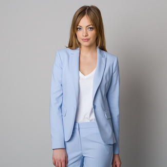Damenblazer in Hellblau