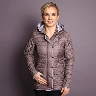 Damen Jacke Willsoor 7428 in beiger Farbe, Willsoor