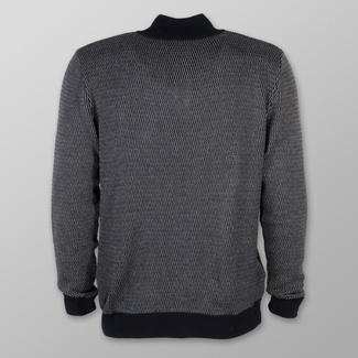 Herren Pulli Troyer Willsoor 7521v grey farbe