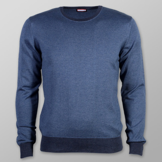 Herren Pulli Willsoor 7885 in blue farbe
